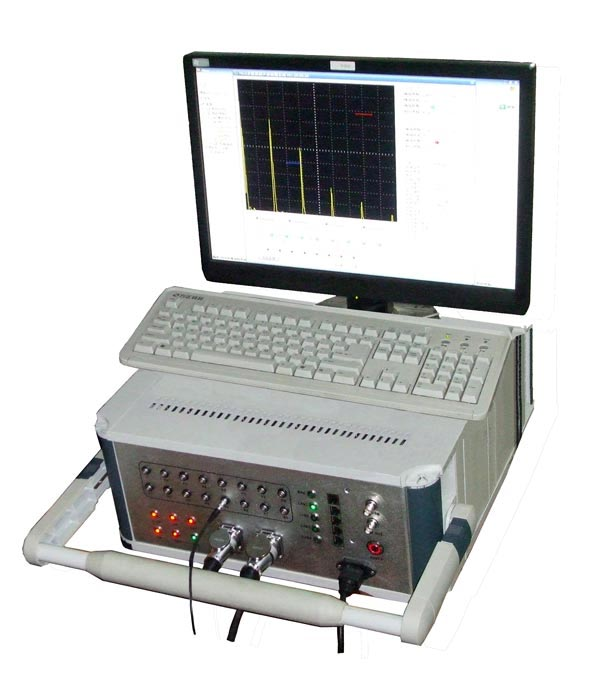 多通道超声波探伤系统