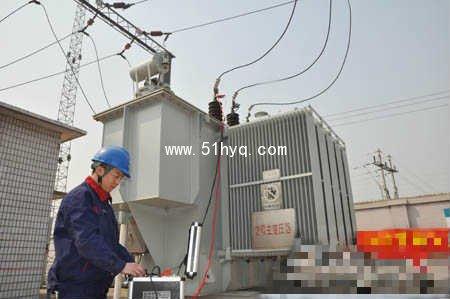 高压断路器的接触电阻