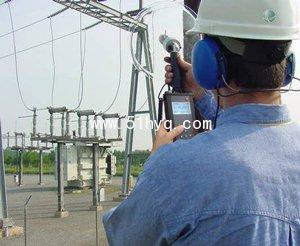 局部放电检测仪现场测试
