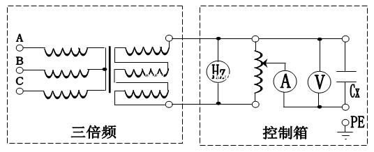 三倍频电源发生器原理